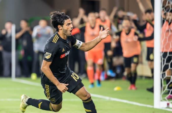 MLS, LAFC, Carlos Vela