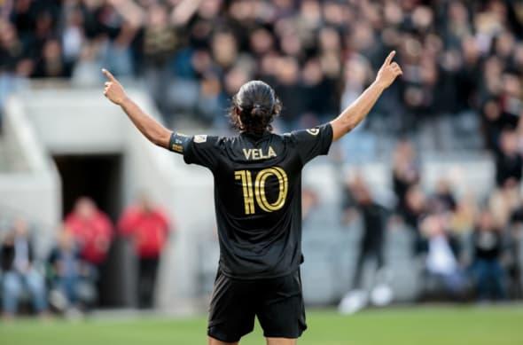 LAFC, Carlos Vela