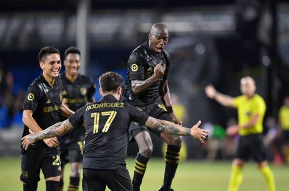LAFC, Orlando City, Bradley Wright-Phillips