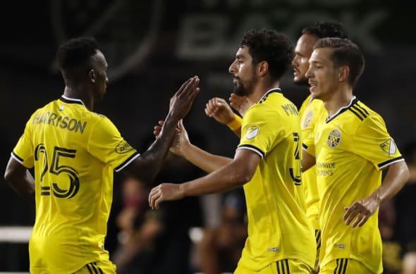 MLS, Columbus Crew, Youness Mokhtar
