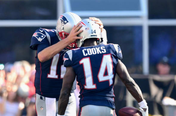 Fantasy Football Week 7: 5 players to start in New England Patriots vs Los Angeles Chargers