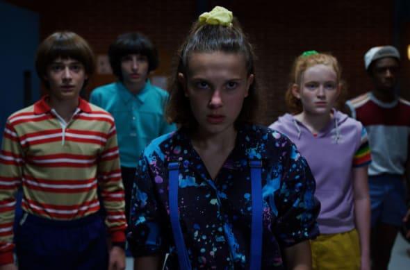 Stranger Things season 4 - Netflix shows
