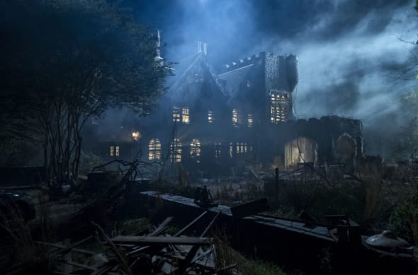 The Haunting of Hill House season 2 - best Netflix shows