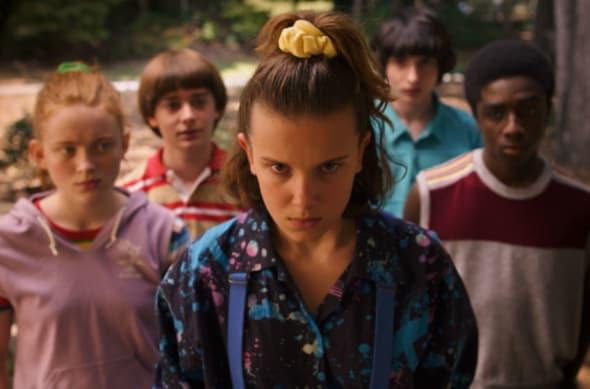 Stranger Things 3 - best Netflix shows
