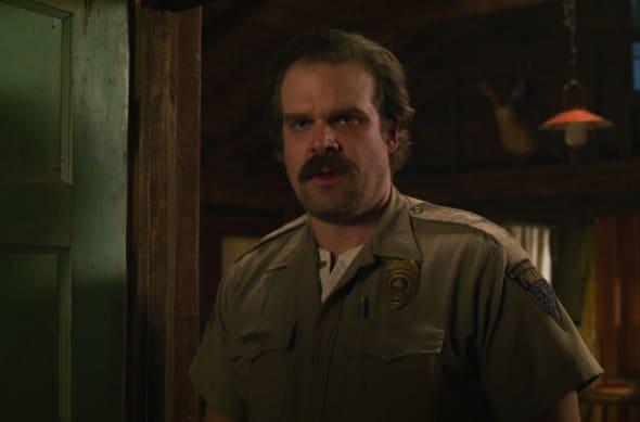 Stranger Things season 4 - Hopper