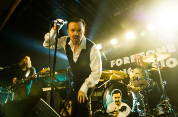 David Brent: Life on the Road- Photo Credit: Netflix