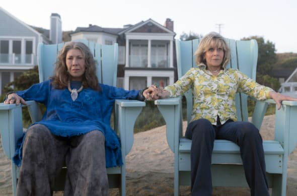 Grace and Frankie season 5 - best Netflix shows