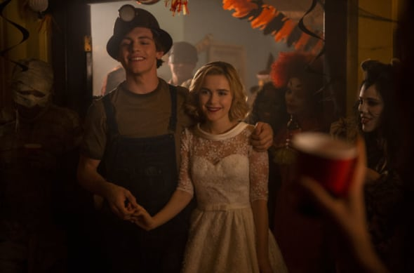 Chilling Adventures of Sabrina - Riverdale