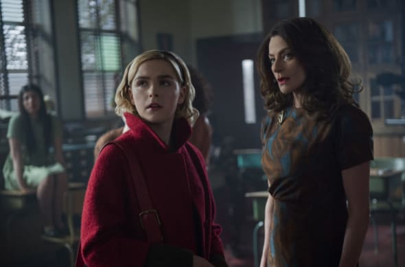 Chilling Adventures of Sabrina review - best Netflix shows