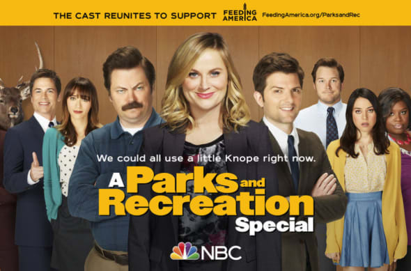 Good shows - Peacock - Parks and Recreation Special