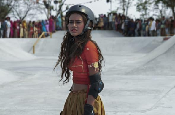 Skater Girl - Teen shows Elite season 4