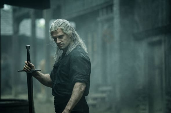 Netflix - The Witcher season 2 - best Netflix shows