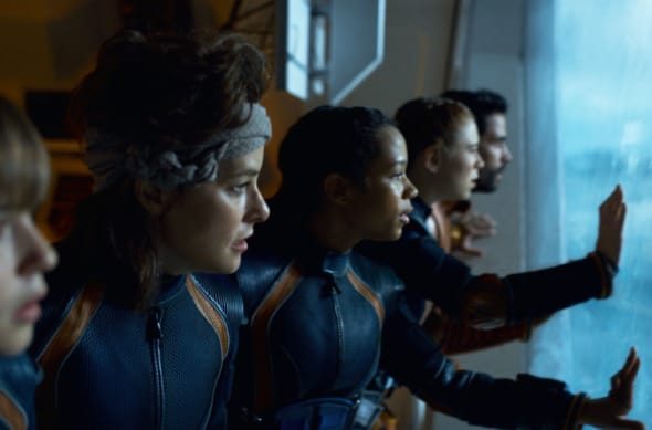 Lost in Space season 3 - Netflix shows