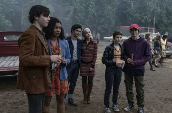Netflix shows - Chilling Adventures of Sabrina