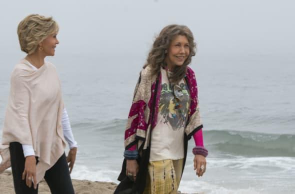 Grace and Frankie - Netflix shows like Friends