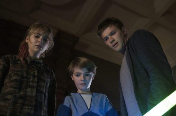 Locke and Key season 2 Stranger Things season 4 - Locke and Key - TV shows on Netflix