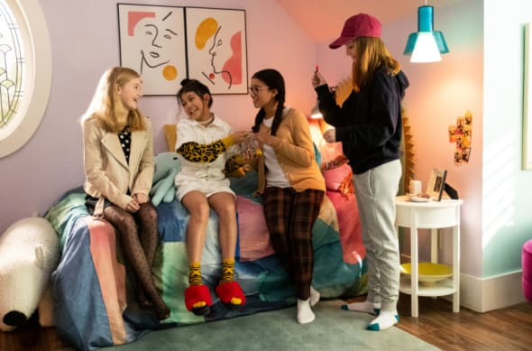 Netflix shows - The Baby-Sitters Club season 2, Netflix