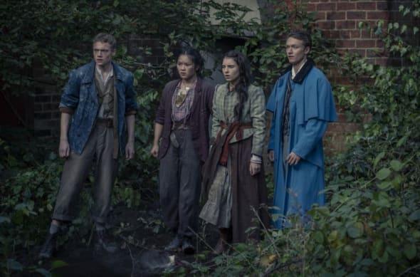 The Irregulars - Best Netflix shows - Mystery movies