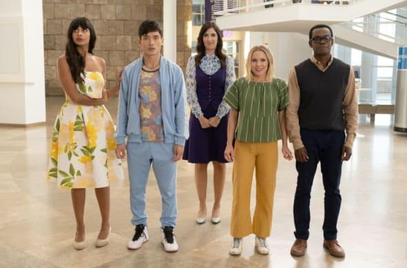 The Good Place - Netflix shows, Road trip - Netflix shows like Friends