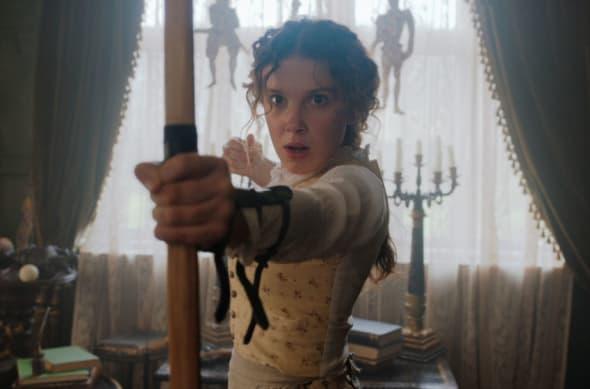 Mystery Movies - Best Netflix movies - Enola Holmes