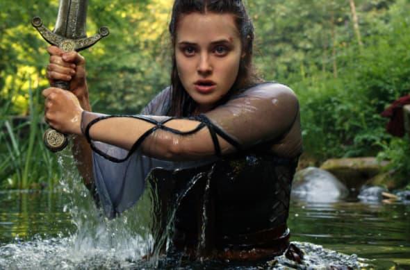 Netflix shows - Cursed starring Katherine Langford