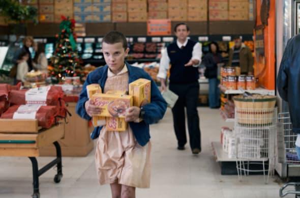 Best Netflix show - Stranger Things season 4 - Eleven