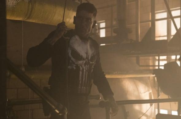 Best shows on Netflix: The Punisher - Spider-Man 3
