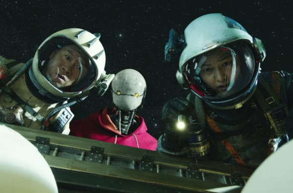 Space Sweepers - Best Netflix movies