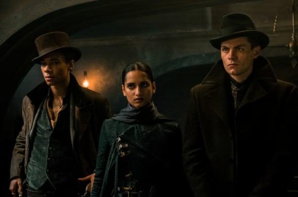 Shadow and Bone cast - Shadow and Bone season 2