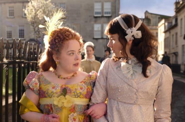 Best Netflix shows - Bridgerton season 2 - Bridgerton season 4