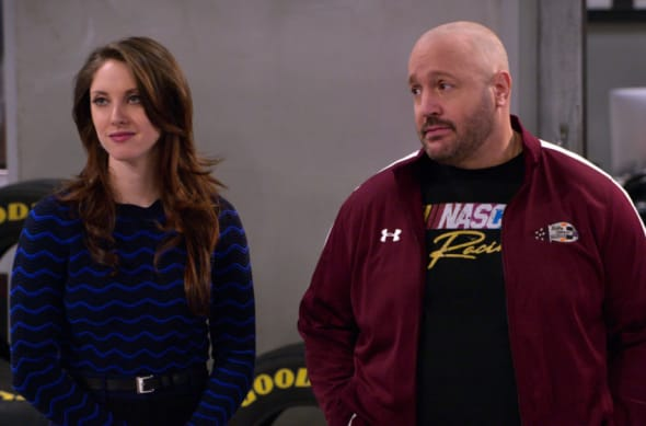 Kevin James in The Crew season 2 - Netflix shows like Friends