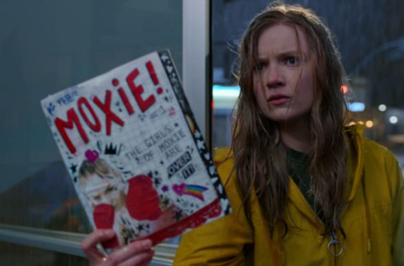 Best Netflix movies - Is Moxie based on a book?