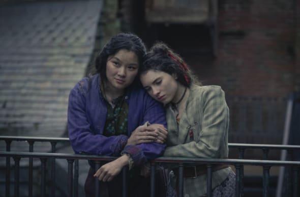 Best Netflix shows of 2021 - The Irregulars - Thaddea Graham