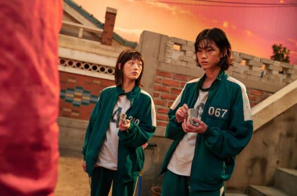 Best Netflix shows - Squid Game and best Korean showson Netflix