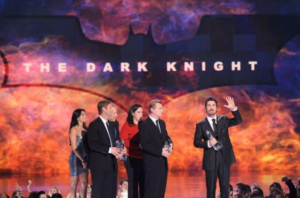 Best Netflix movies - The Dark Knight - New on Netflix