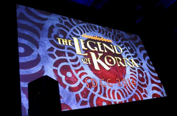 The Legend of Korra - Shadow and Bone