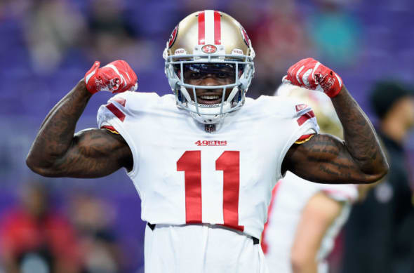Fantasy Football Marquise Goodwin 4 Other Week 7 Waiver Wire Adds