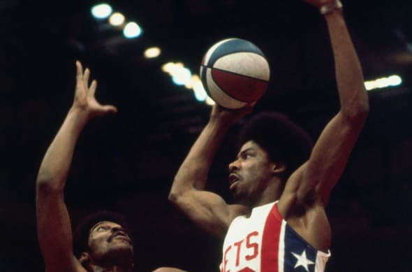 Brooklyn Nets, Julius Erving