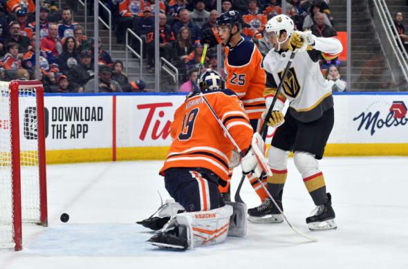 Mikko Koskinen #19, Edmonton Oilers