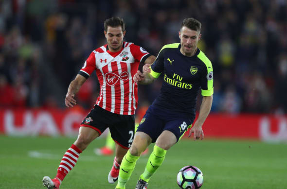 Arsenal Vs Southampton: Player Ratings - Page 3