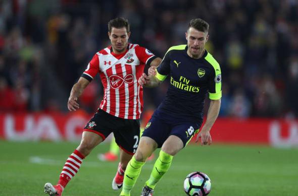 Arsenal Vs Southampton: Player Ratings - Page 3