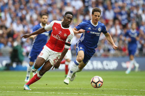 Arsenal, Danny Welbeck