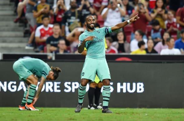 Arsenal, Alexandre Lacazette