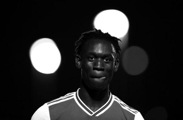 Folarin Balogun, Arsenal