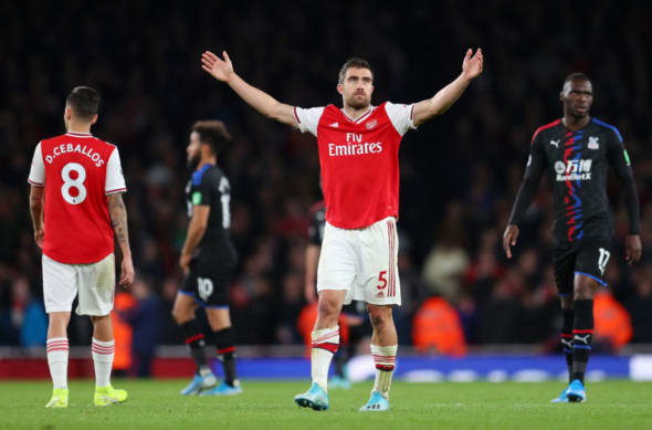 Arsenal, Sokratis