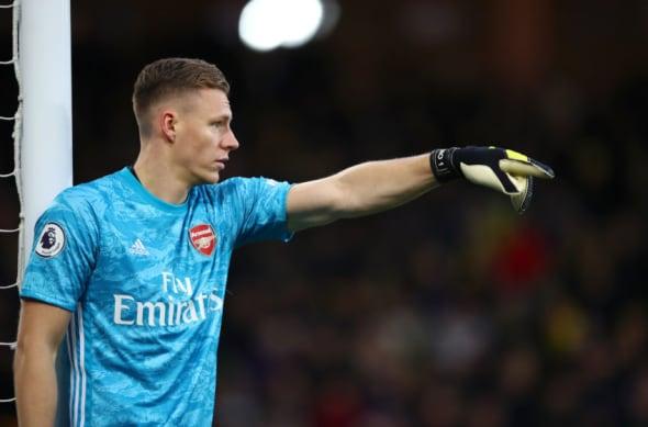 Arsenal, Bernd Leno