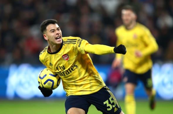 Arsenal, Gabriel Martinelli
