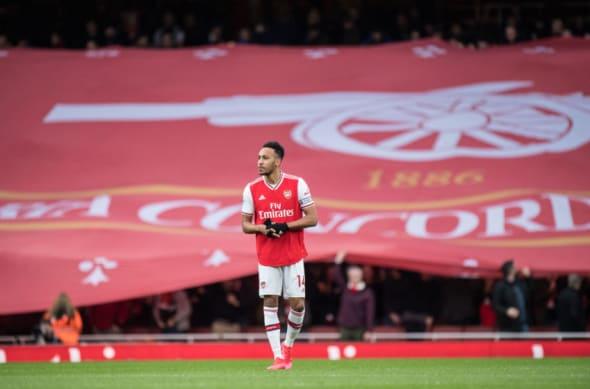 Arsenal, Pierre-Emerick Aubameyang