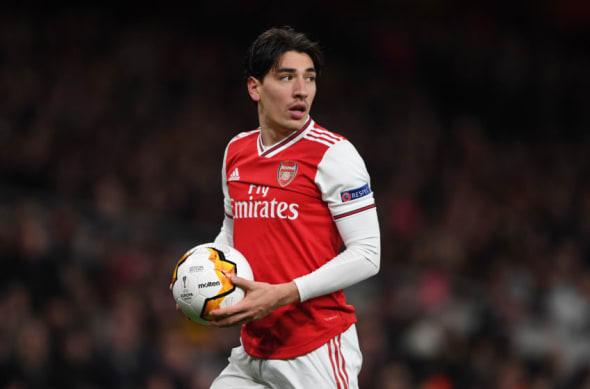 Arsenal, Hector Bellerin
