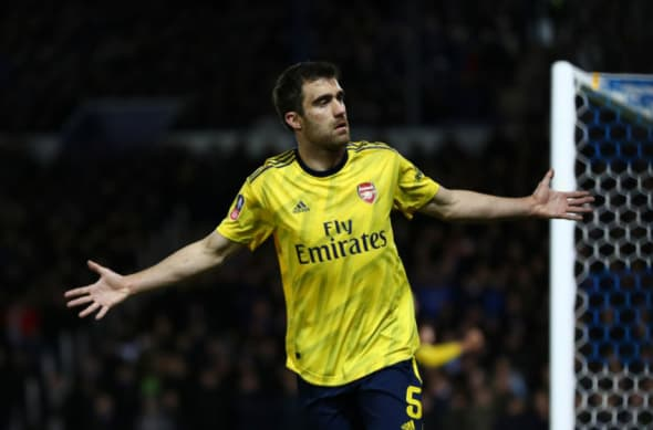 Arsenal, Sokratis